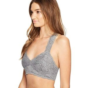 Intimately Free People Galloon Lace Racerback Med